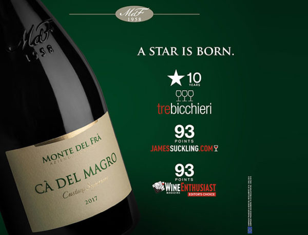 CÀ DEL MAGRO magnum: Premio