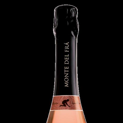 vino spumante rosè: tappo