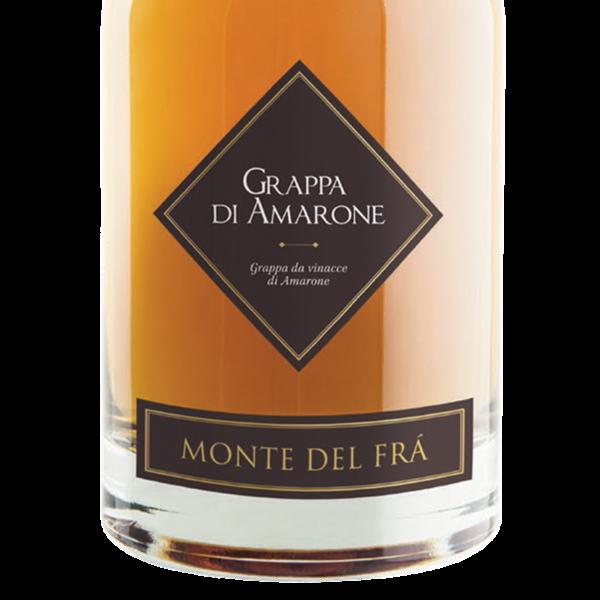 grappa di Amarone: etichetta