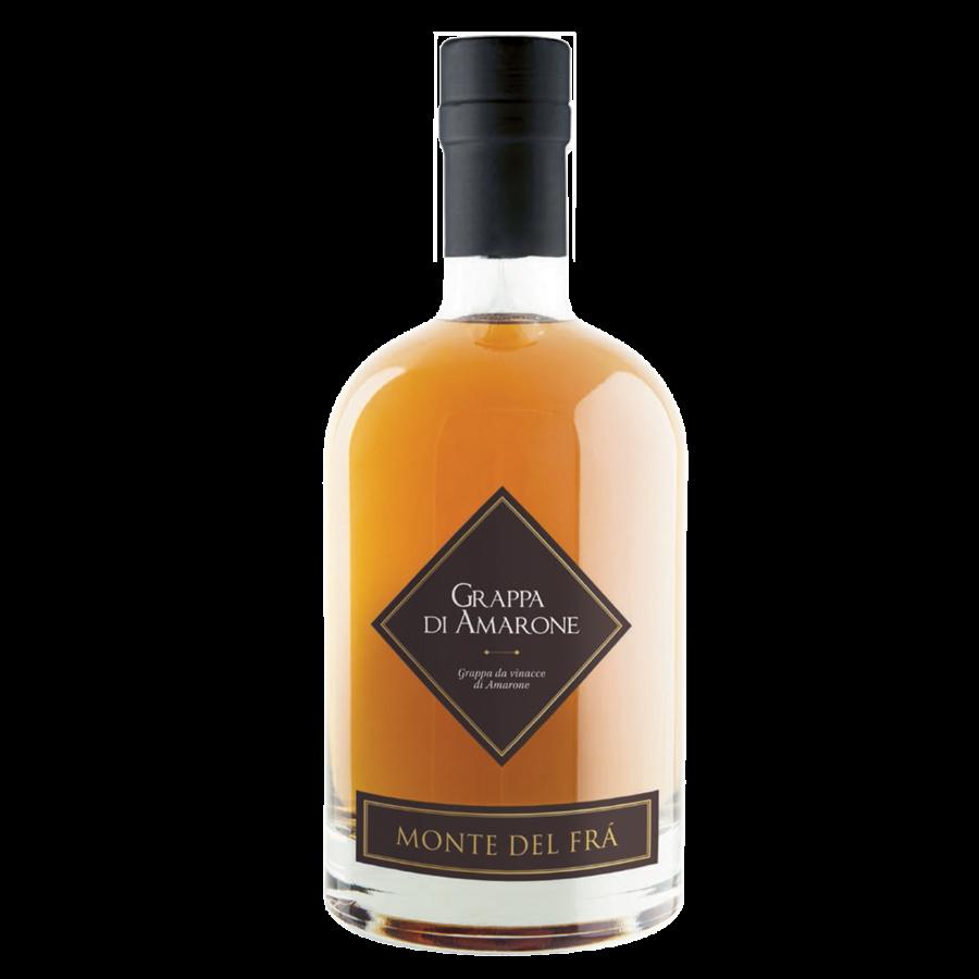 grappa di Amarone: bottiglia