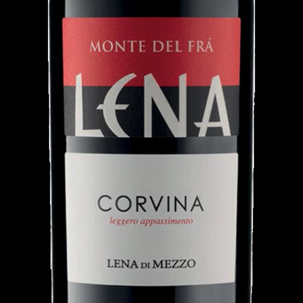 corvina lena: etichetta